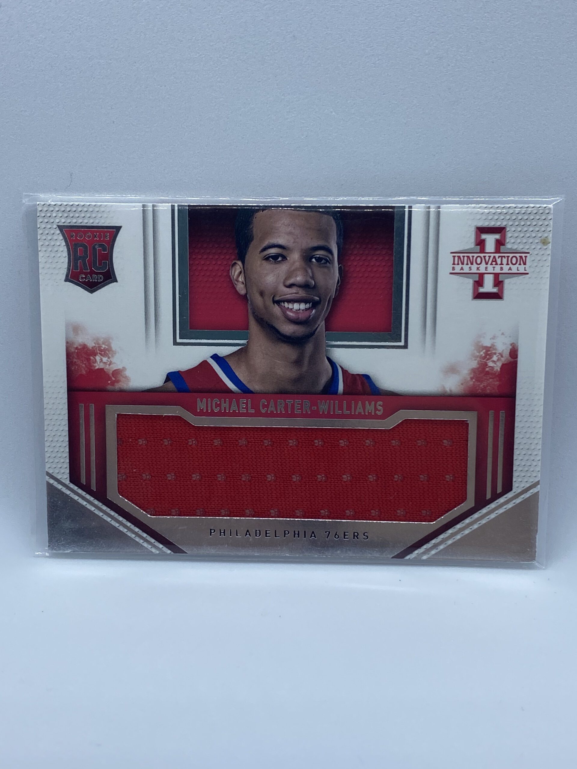 Michael Carter-Williams Innovation Basketball Rookie Patch